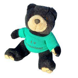 3 for$20 I Love Scranton Stuffed Teddy Bear Plush